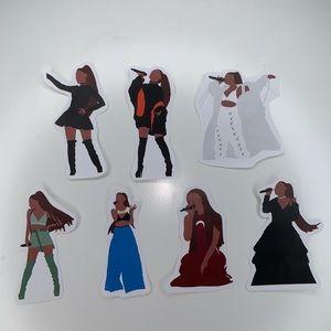 Ariana DWT Stickers
